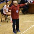 Gheorghe Sbora e familiarizat cu tehnica modernă existentă în handbal // FOTO Marius Ionescu