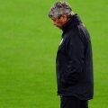 Mircea Lucescu, prins în Ligă între Mourinho (127 de meciuri) și Hitzfeld (95) // FOTO Guliver/GettyImages