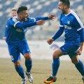 Negruț (dreapta) nu mai înscrisese în Liga 1 din luna mai a anului 2015 // FOTO sportpictures.eu
