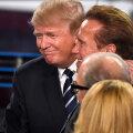 Donald Trump & Arnold Schwarzenegger ► Foto: Politico