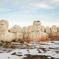 Cimitirul de statui din America