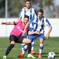 În partea a doua a meciului, portughezii au avut și un plus de prospeţime fizică // FOTO Facebook