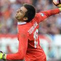 Tătărușanu a primit 33 de goluri în 25 de meciuri din acest campionat // Foto: Guliver/GettyImages