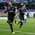 Sergio are 6 goluri în acest sezon cu assisturi de la Kroos. Marți, ambele centrări au fost ale neamțului // FOTO Guliver/GettyImages