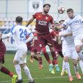 Balaur (în vişiniu) i-a stricat debutul lui Dinu Todoran ca antrenor în Liga 1