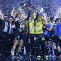 Și sezonul trecut, CSM a plecat cu a patra șansă la câștigarea Ligii și a ajuns să aducă trofeul în România // FOTO Raed Krishan
