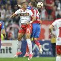 Dinamoviștii au câștigat trei meciuri în ultima lună în alb, Rivaldinho marcând de două ori în acest echipament
