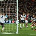 Lanzini i-a dat lovitura lui Tottenham în minutul 65