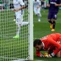 """Tătărușanu a primit nota 6 din partea agenției violanews.com, """"ținând Fiorentina în picioare până la penalty"""" // Foto: Getty Images"""