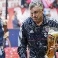 Carlo Ancelotti de-abia mai respiră. Prea rece, berea!