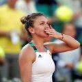 Simona Halep a trecut de primul tur de cinci ori în cele opt participări la Roland Garros/ FOTO: Reuters