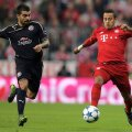 Machado, stânga, în duel cu Thiago // FOTO: Guliver/GettyImages