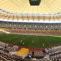 Imagine panoramică cu Arena Națională Foto: Raed Krishan