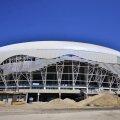 Locuitorii din Alexandria vor avea și ei o bijuterie de stadion, chiar dacă la scară mai mică decât cel din Craiova. FOTO: Alex Nicodim