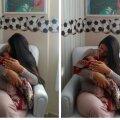 Foto: instagram.com/grazi.tiaguinho94