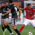 Rivaldinho a reușit joi seară un gol în stilul celebrului său tată // FOTO: Ștefan Constantin