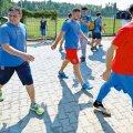 Steaua lui Lăcătuș se va duela încă din primul an cu rivalele tradiţionale Dinamo și Rapid FOTO Raed Krishan