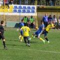 Imagine din meciul Agricola Borcea - Petrolul Ploiești // Foto: FC Petrolul Ploiești