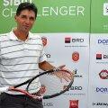 Marius Vecerdea este proprietarul clubului de tenis Pamira din Sibiu