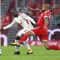 Naby Keita (în stânga) va deveni jucătorul lui Liverpool începând cu 1 iulie 2018 // FOTO: Guliver/ Getty Images