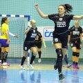 Ana Maria Dragut a jucat mai puțin, lăsând jucătoarele mai tinere să stea mai mult pe teren FOTO sportpictures.eu
