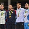 Albert Saritov (al doilea din dreapta) Foto: Cristi Preda/Gazeta Sporturilor