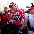 Chris Froome a câștigat de 4x Turul Franței și o dată Turul Spaniei, foto: Gulliver/gettyimages