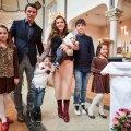 Andreea și George Ogăraru au împreună 5 copii