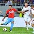 Florinel Coman și Nedelcearu, doi dintre jucătorii care au profitat de regula U21 // FOTO: Gazeta Sporturilor