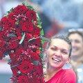 Simona Halep la Beijing, turneul după care a devenit numărul unu mondial. Poziţia în care a rămas timp de 16 săptămâni FOTO Guliver/ Gettyimages