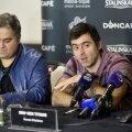 Adrian Thiess și Ronnie O'Sullivan