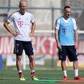 Arjen Robben și Franck Ribery foto: Guliver/Getty Images