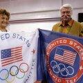 Martha și Bela Karolyi în vremea care totul era roz în gimnastica americană