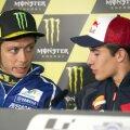 Valentino Rossi și Marc Marquez (foto: Guliver/Getty Images)