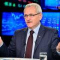 Liviu Dragnea, 55 de ani, e în momentul de faţă unul dintre cei mai puternici oameni politici din România FOTO: MediafaxFoto