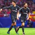 Alvaro Morata și Cesc Fabregas, două nume importante care ratează Mondialul FOTO: Guliver/GettyImages