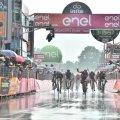 Elia Viviani, foto: Giro d'Italia Instagram