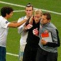 Karius a plâns ca un copil la finalul meciului cu Real Madrid // Foto: Reuters