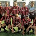 Una din echipele de aur ale Foggiei, cea din sezonul 1991/1992 // Foto: Wikipedia
