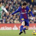 Guardado fără minge într-un duel cu Messi. foto: pinterest