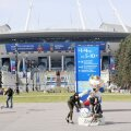 """Zabivaka, ruși fericiți și """"Krestovski"""", stadionul care a """"înghițit"""" peste un miliard"""