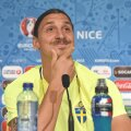Zlatan Ibrahimovic FOTO: Guliver/GettyImages