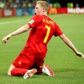 De Bruyne a marcat contra Braziliei // FOTO: Guliver/GettyImages