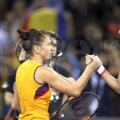 Simona Halep și Petra Kvitova