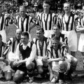 Heracles în 1941, anul câștigării ultimului titlu de campioană