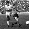 Bărbulescu în duel cu Văidean, într-un Steaua Dinamo FOTO: Arhiva GSP