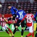 """Fotbaliștii Viitorului s-au simțit aproape de fiecare dată stăpâni în """"Groapă"""" Foto: Cristi Preda"""