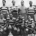 Marea echipă a lui FC Sete din 1934, anul în care a reușit dubla // Foto: pari-et-gagne.com