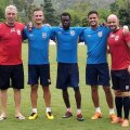 Jorge Costa (antrenor principal) ,Lucian Goian, Modou Sougou, Rafael Bastos, Marco Leite (preparator fizic)
