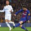Sergio Ramos vs. Lionel Messi (foto: Guliver/Getty Images)